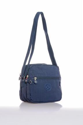 Smart Bags Smb3058-0033 Lacivert Kadın Çapraz Çanta 1