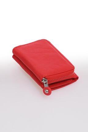 Smart Bags Smb1227-0019 Kırmızı Kadın Cüzdan 1