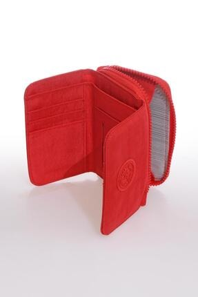 Smart Bags Smb1227-0019 Kırmızı Kadın Cüzdan 2