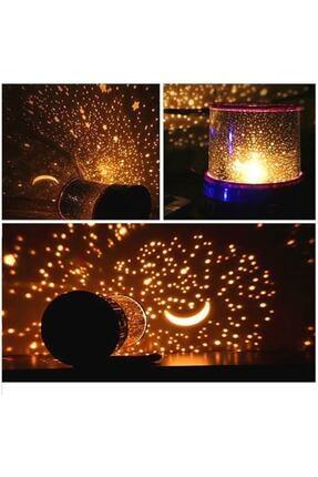cartoonsshop Star Master Yıldızlı Gece Lambası Projeksiyon Tavan Işık Yansıtma Yeni Nesil Gece Lambası 1