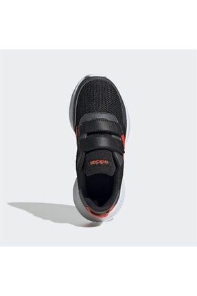 adidas TENSAUR RUN C Siyah Erkek Çocuk Koşu Ayakkabısı 100536304 4