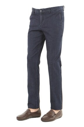 Jakamen Siyah Slim Fit Erkek Pantolon 1