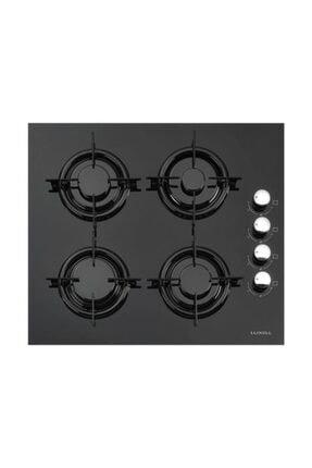 Luxell Lx-40ts-hdf Siyah Doğalgazlı Set Üstü-ankastre Cam Ocak 1