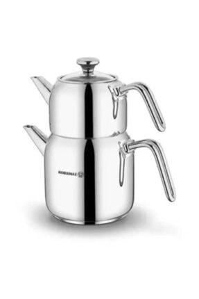 KORKMAZ Alara Çaydanlık Takımı A5031 0