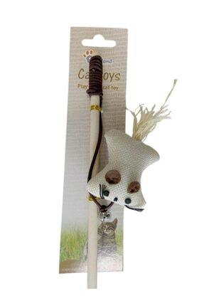 Eastland Peluş Kedi Oltası 46 cm 0
