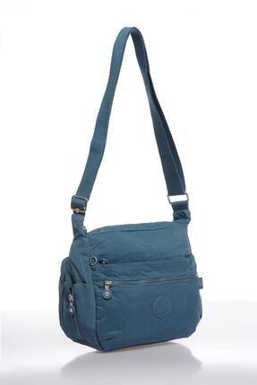 Smart Bags Smbk1056-0050 Buz Mavi Kadın Çapraz Çanta 1