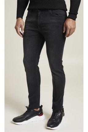 Efor 071 Slim Fit Siyah Jean Pantolon 2