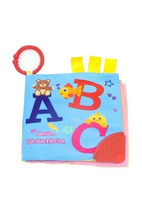 Birlik Oyuncak Babycim Harfler Kitabım 1