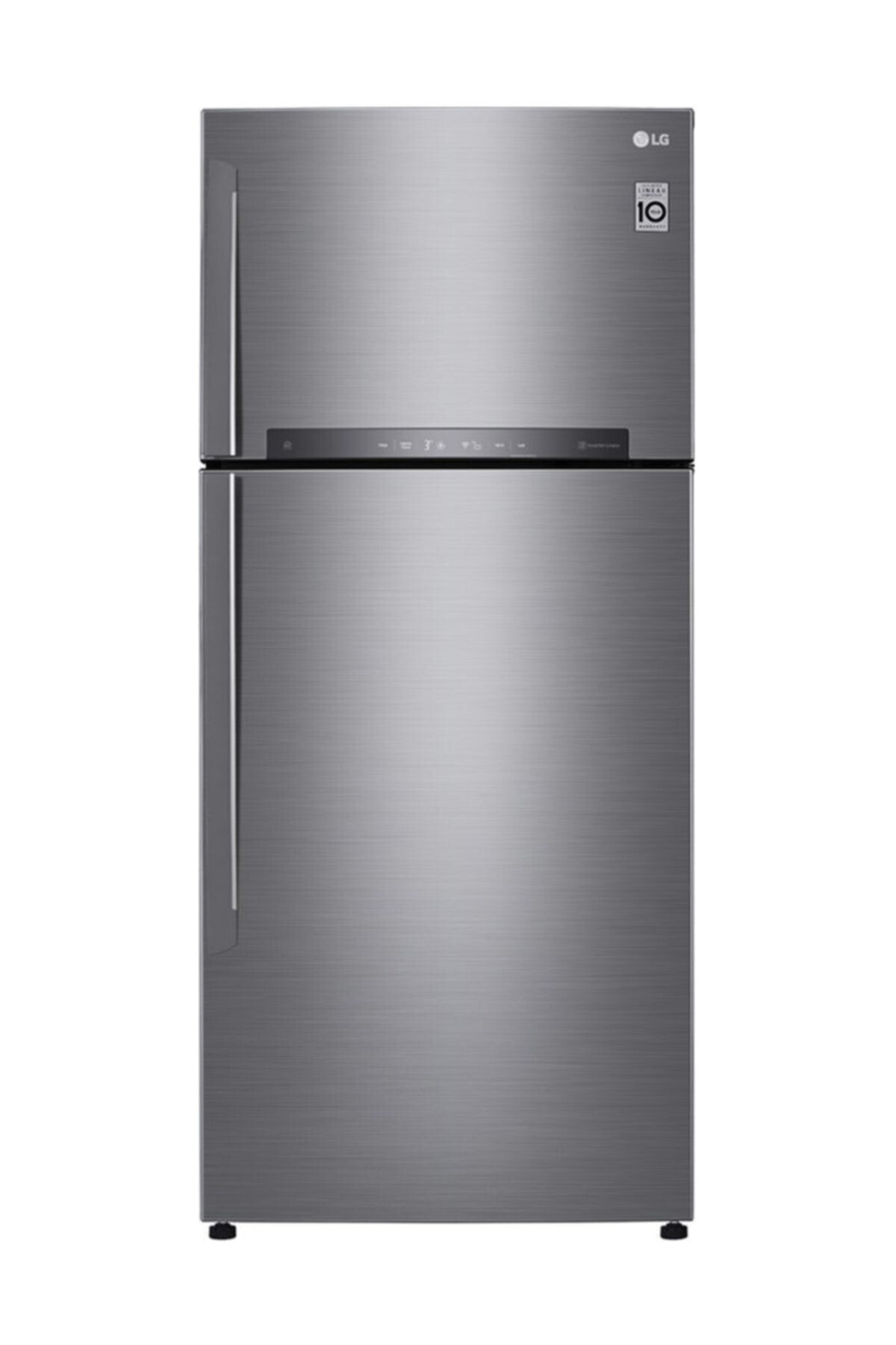 LG GN-H702HLHU A++ Çift Kapılı No-Frost Buzdolabı