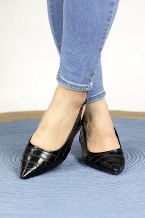 Oioi Kadın Topuklu Ayakkabı 1003-119-0001 0