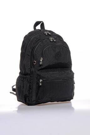 Smart Bags Smb1050-0001 Siyah Kadın Sırt Çantası 1