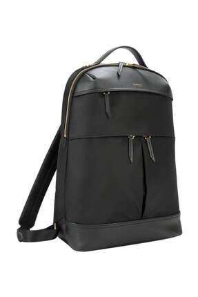 """تصویر از 15"""" Newport Backpack Siyah Laptop Çantası"""