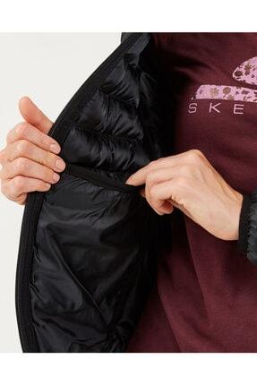 Skechers Kadın Siyah Mont 4