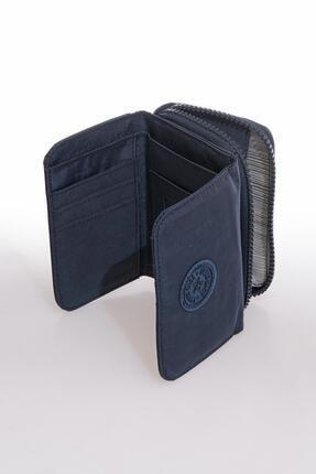 Smart Bags Smb1227-0033 Lacivert Kadın Cüzdan 2