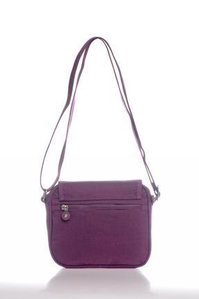 Smart Bags Smb3057-0027 Mor Kadın Çapraz Çanta 2