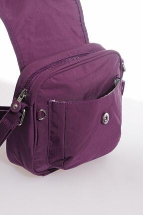 Smart Bags Smb3057-0027 Mor Kadın Çapraz Çanta 3