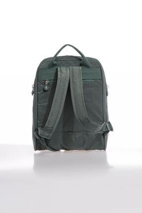 Smart Bags Smbky1117-0005 Haki Kadın Sırt Çantası 2