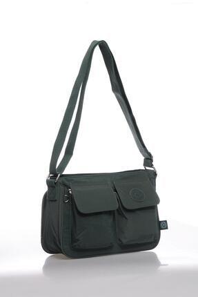 Smart Bags Smbk1177-0005 Haki Kadın Çapraz Çanta 1