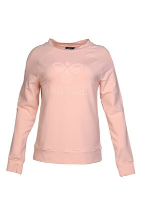 HUMMEL Agetha Pembe Sweatshirt 1
