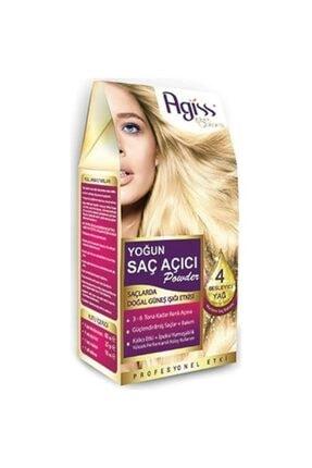 AGISS 3 Adet Agiss Yoğun Saç Açıcı Powder 1