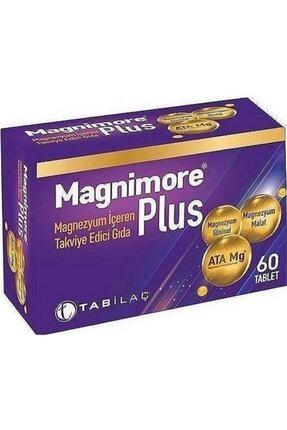 Tab İlaç Magnimore Plus 60 Tablet 0