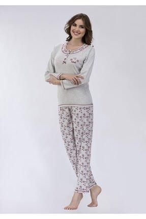 Etoile Pamuklu Pijama Takımı / 98148 1