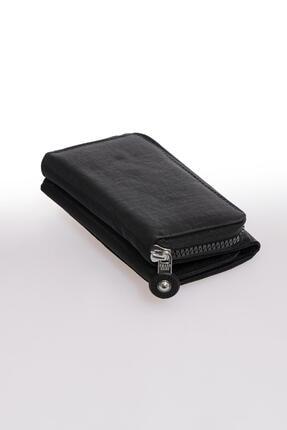Smart Bags Smb1227-0001 Siyah Kadın Cüzdan 1