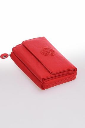 Smart Bags Smb3036-0019 Kırmızı Kadın Cüzdan 0