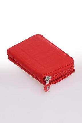 Smart Bags Smb3036-0019 Kırmızı Kadın Cüzdan 1