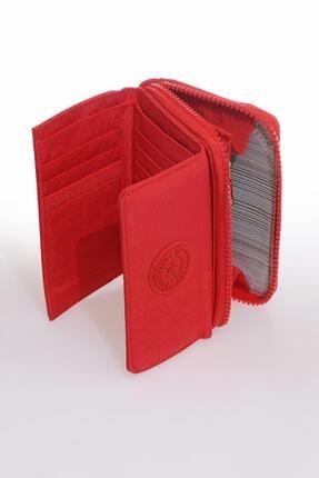 Smart Bags Smb3036-0019 Kırmızı Kadın Cüzdan 2