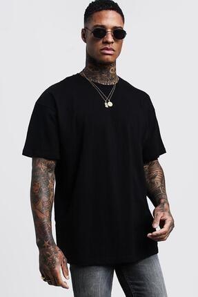 Oksit Crash Erkek Oversize Tshirt 0