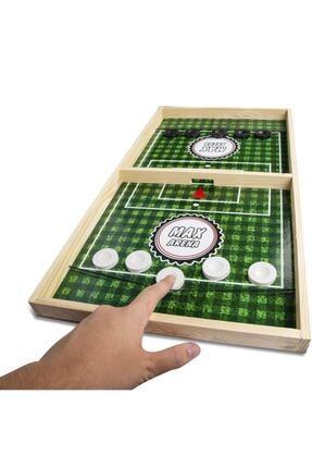 BEMİ Lüks Maif Ahşap Hızlı Sapan Oyunu - Beceri Eğitici Zeka Strateji Çocuk Ve Aile Oyunu 1