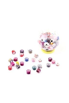 Nani Toys 100'lü Renkli Bant Kova Paketi /deba 4