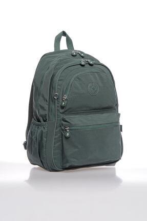 Smart Bags Smbky1050-0005 Haki Kadın Sırt Çantası 1
