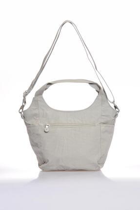 Smart Bags Smb3079-0083 Ice Gri Kadın Omuz Çantası 2