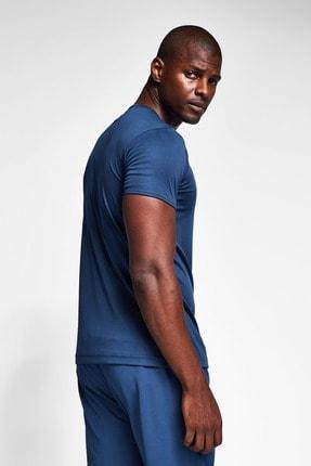 Lescon Erkek Lacivert Kısa Kollu T-shirt 1