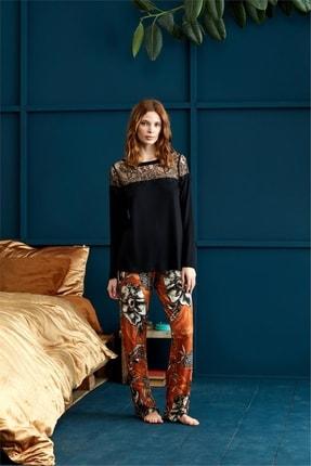 Penye Mood 8947 Pijama Takım 0