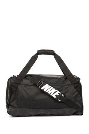 Nike Unisex Çanta - Nk Brsla M Duff - Ba5334-010 1
