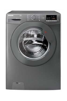 Hoover HL 14102D3R-S A+++ 10 Kg 1400 Devir Çamaşır Makinesi 0