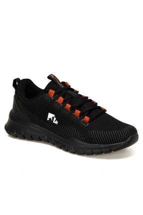 Lumberjack Erkek Siyah Weasley Günlük Spor Ayakkabı 100497759 Ortopedik 2