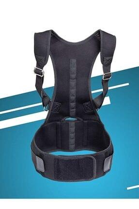 horussweetshop Dik Duruş Korsesi Ayarlanabilir Posturex Manyetik Korse 3
