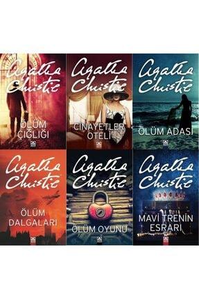Altın Kitaplar Agatha Christie 18 Kitap Seti 0