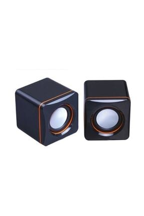 Platoon Pc/laptop Için Mini 1+1 Usb Speaker 0