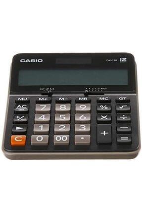 Casio Dx-12b 12 Hane Masa Üstü Hesap Makinesi 1