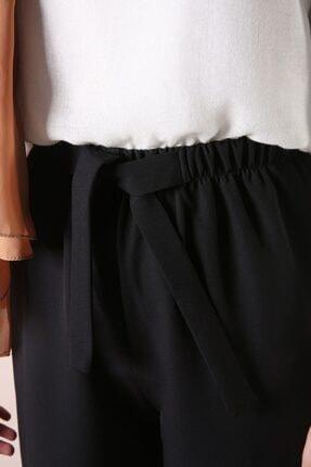 ALLDAY Kadın Siyah Dar Paça Pantolon 2