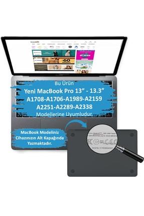 Mcstorey Macbook Pro Kılıf 13inc Hardcase Touchbar A1706 1708 A1989 A2159 2251 A2289 A2338 Parmakizi Bırakmaz 1