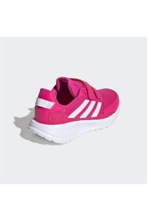 adidas TENSAUR RUN Fuşya Kız Çocuk Koşu Ayakkabısı 100532233 4