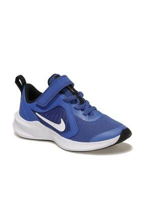 Nike Erkek Çocuk Mavi Downshıfter 10 Saks  Spor Ayakkabı - Cj2067-402 0