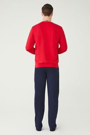 US Polo Assn U.s. Polo Assn. Erkek Pijama Takımı 18376 2
