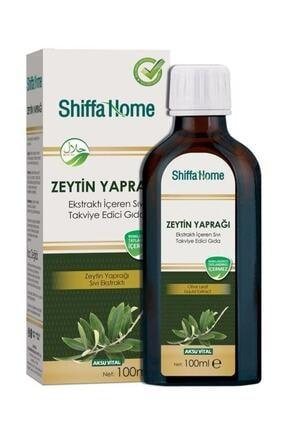Aksu Vital Shiffa Home Zeytin Yaprağı Ekstratı Içeren Sıvı 100 Ml 0